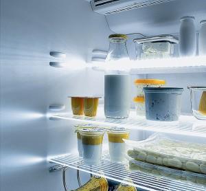 Плохо закрывается дверь холодильника