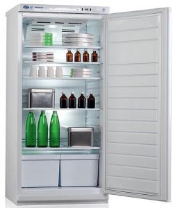 В испаритель холодильника попала вода