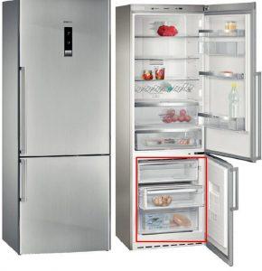 Ремонт морозильников Siemens/Сименс